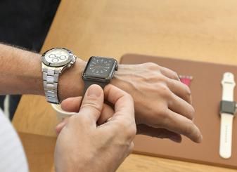 Apple Watch Series 5 materiaal 16x9