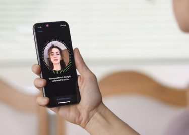 Face ID iphone 16x9