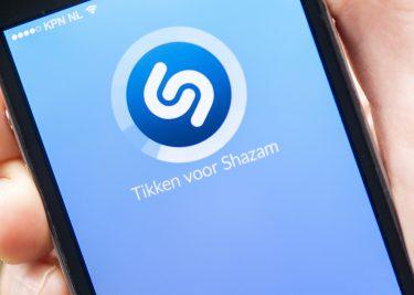 Shazam iPhone iPad