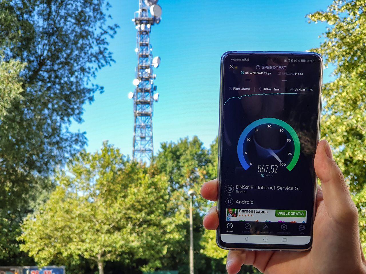 Vodafone 5G Duitsland 001