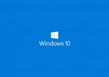 Windows 10 Internet Recovery
