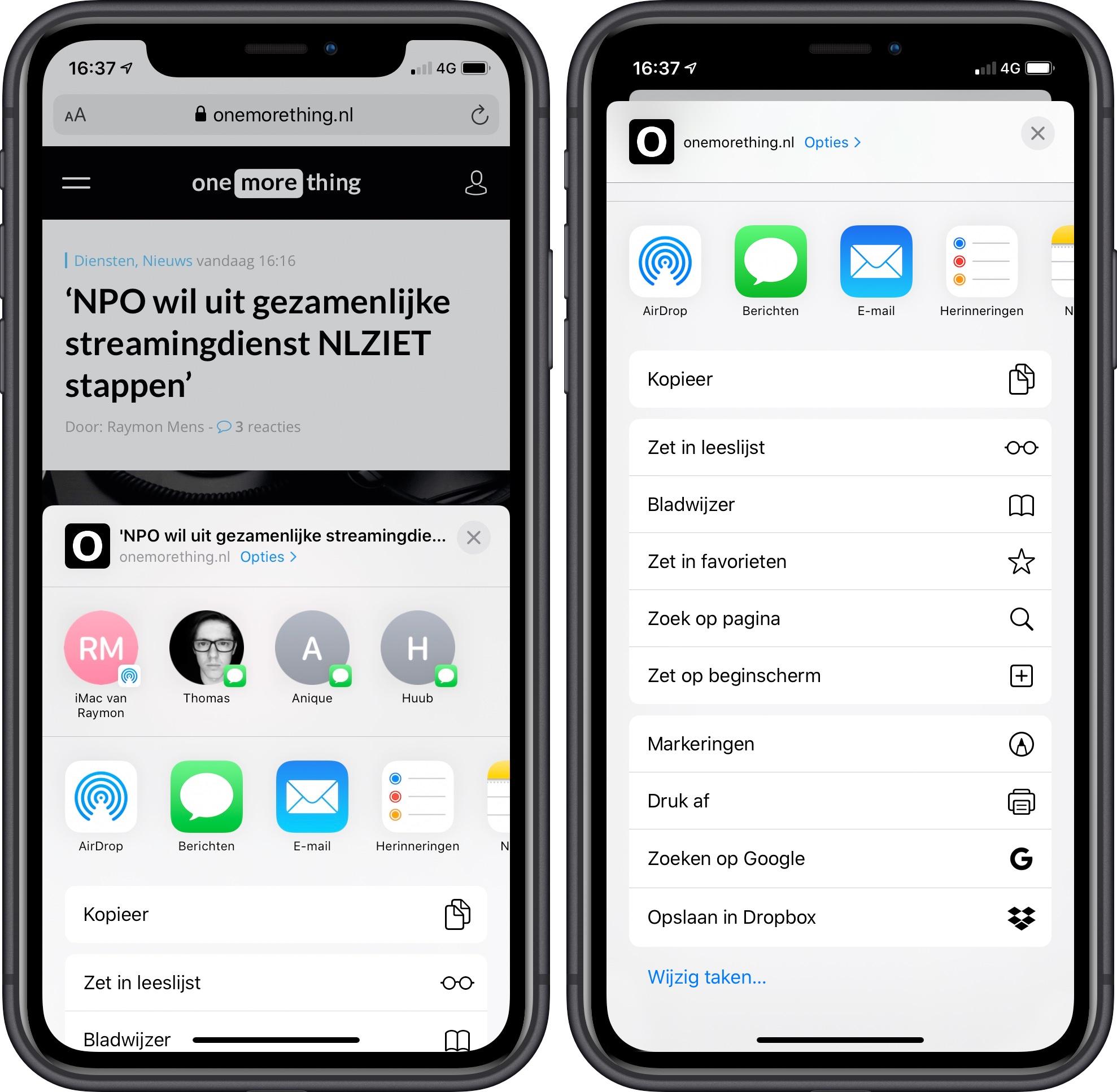 iOS 13 delen 002