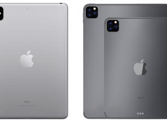 iPad Pro 2019 drie camera's 001
