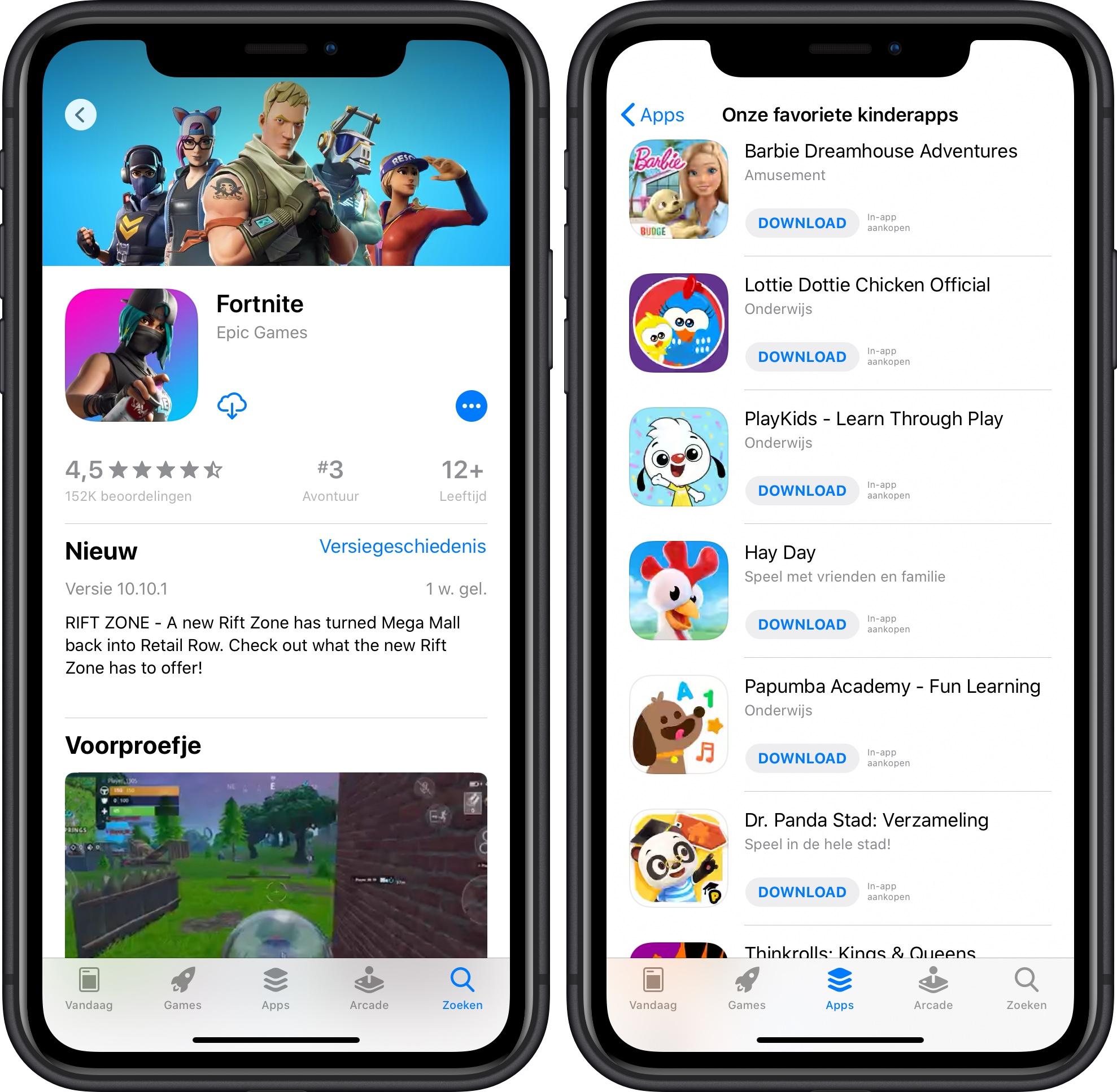kinder-apps app store 001