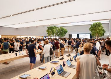 Apple Store Milaan