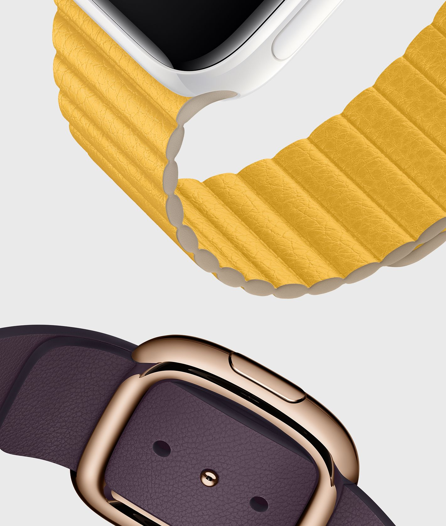 apple watch leren bandjes eind 2019