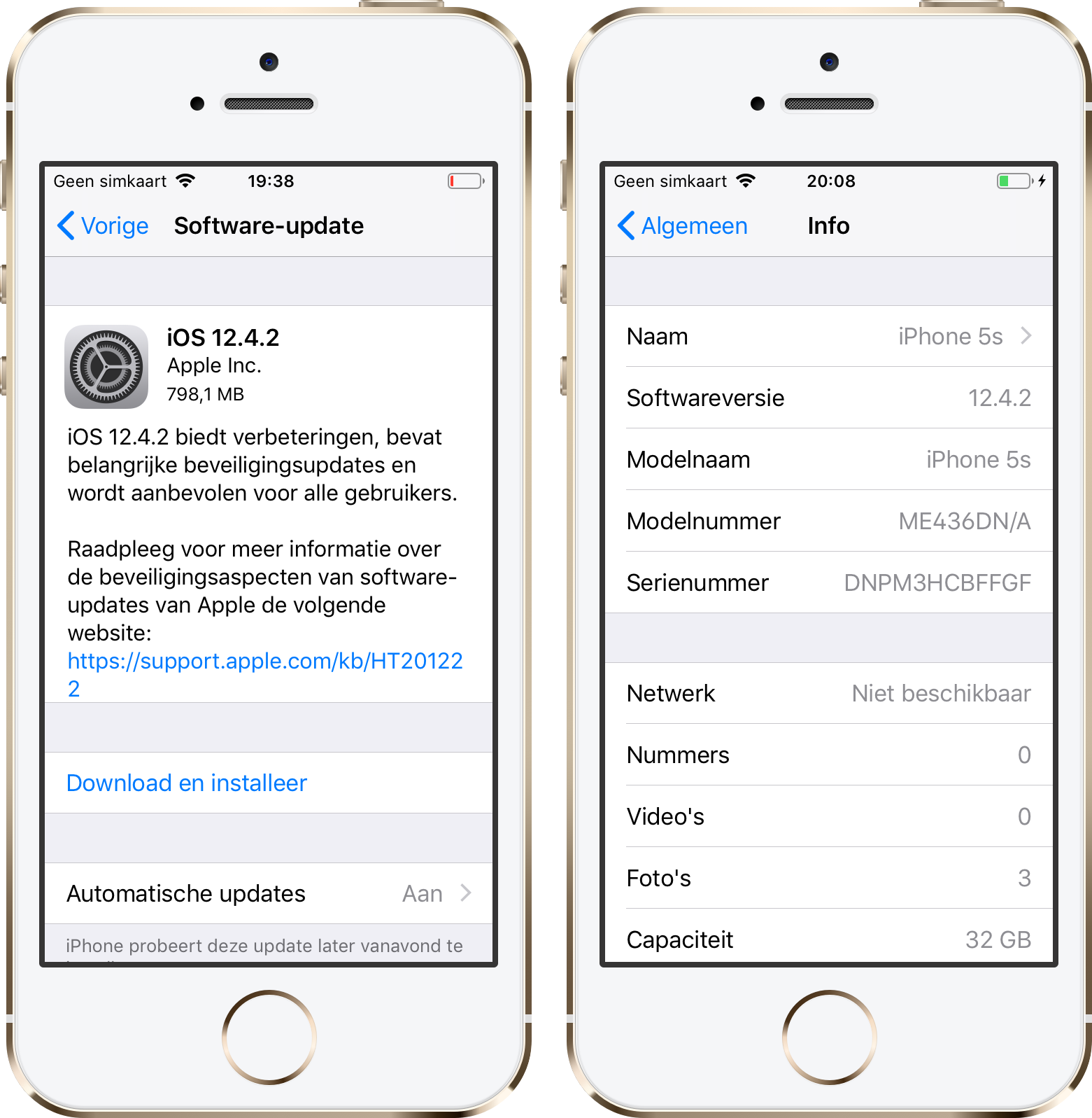 Iphone 6 software update