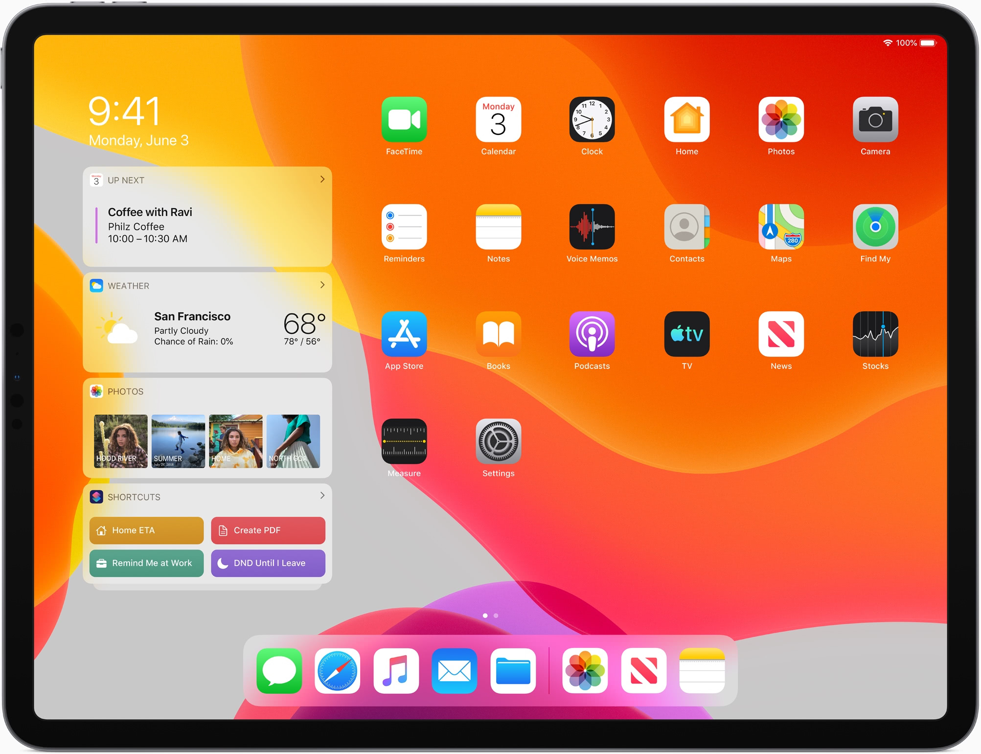 iPadOS 13 001