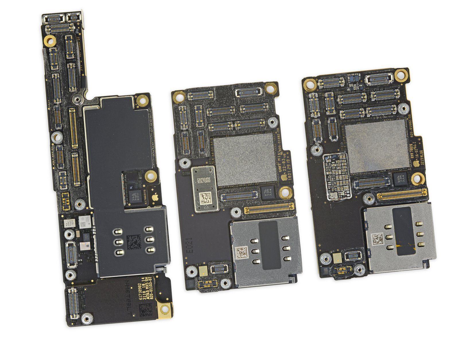 iPhone 11 Pro moederbord 001