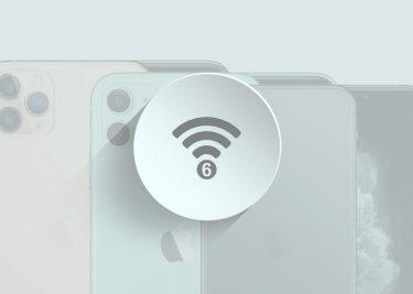 iPhone 11 ondersteunt wifi 6