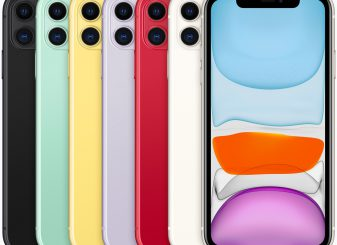 iPhone 11 line-up kleuren 001