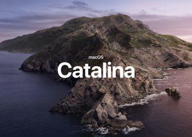 macOS Catalina feat 16x9