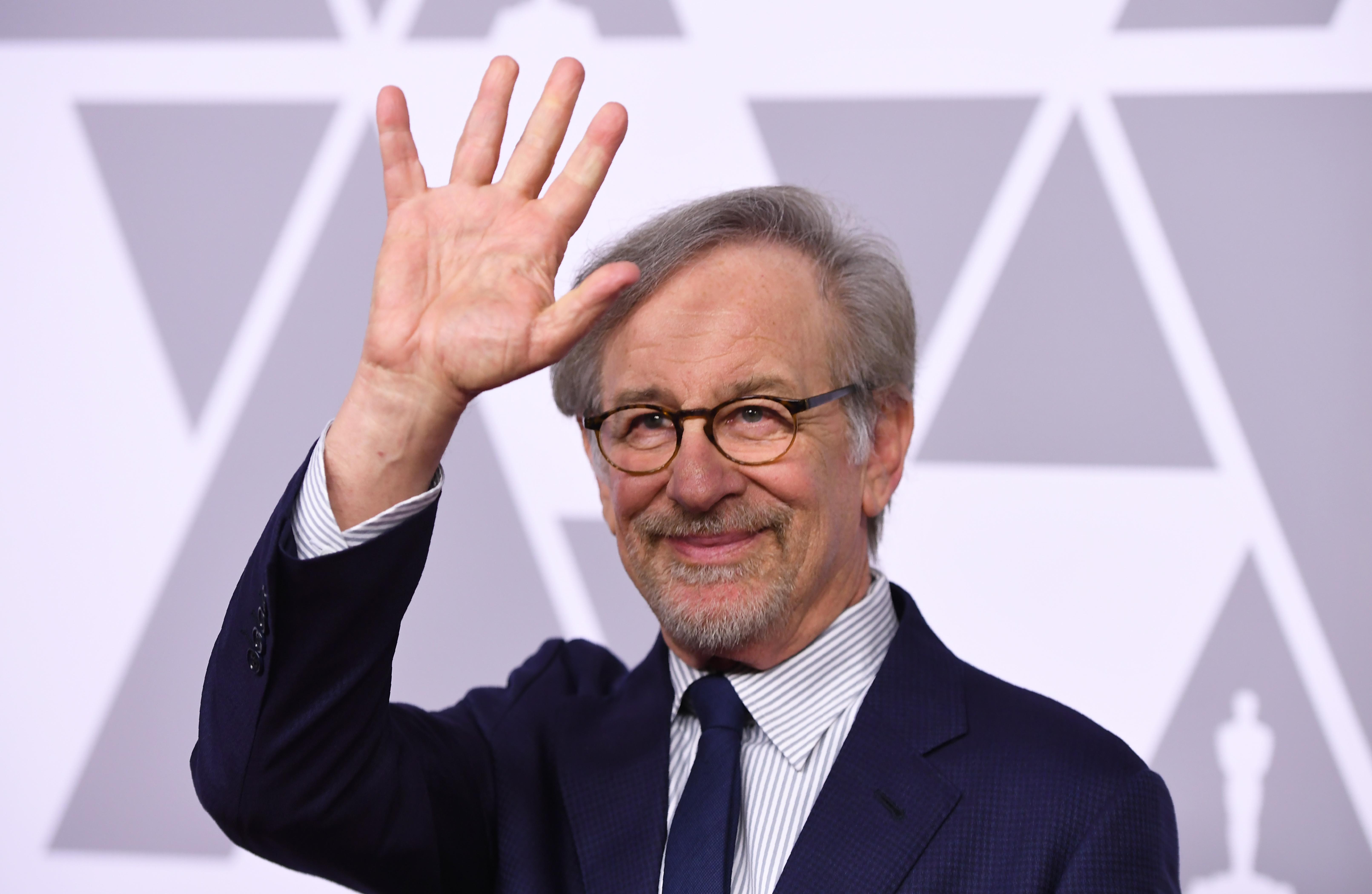 Steven Spielberg Apple filmstudio