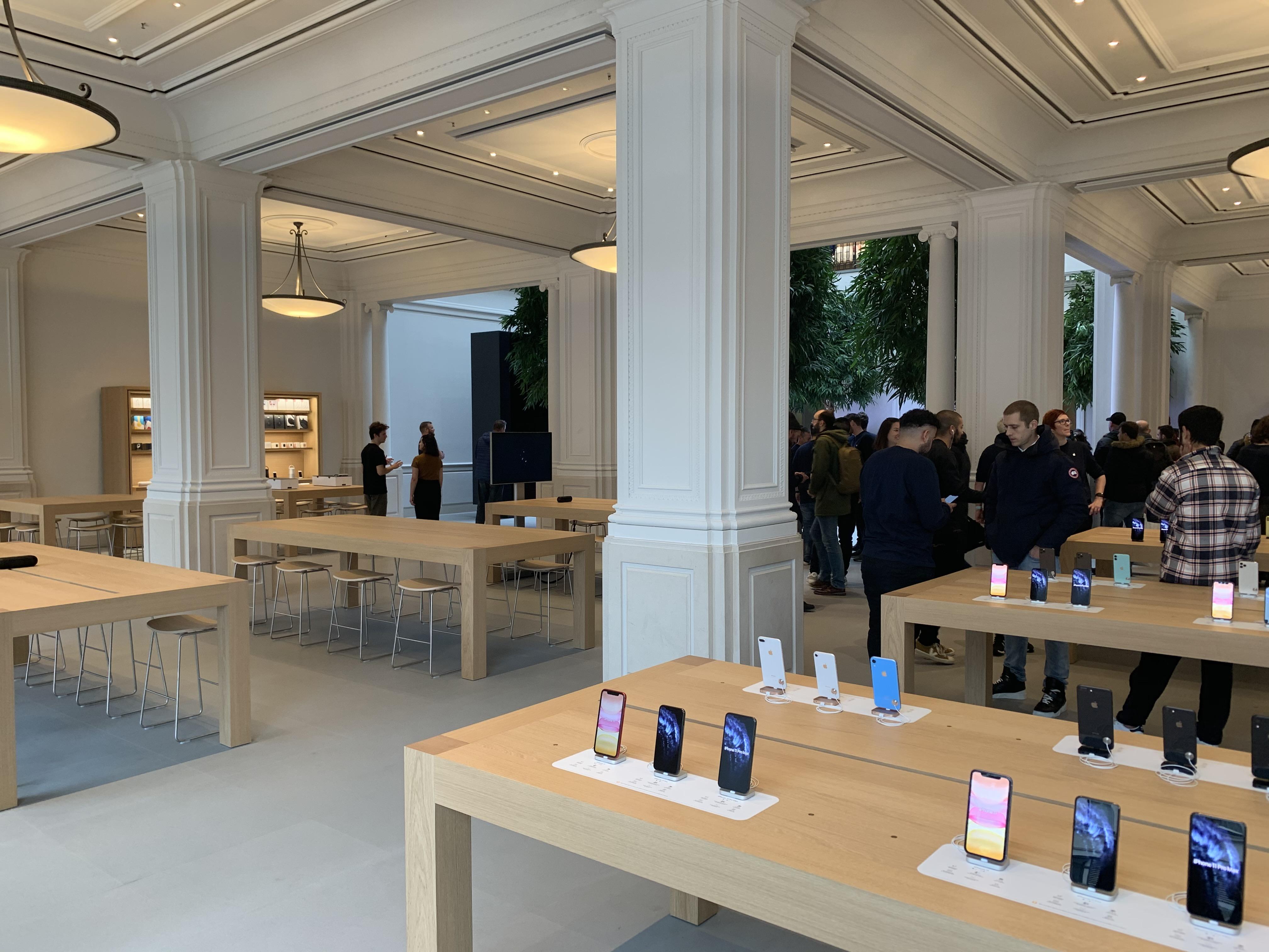 Apple Store Amsterdam heropening 2019 - 002