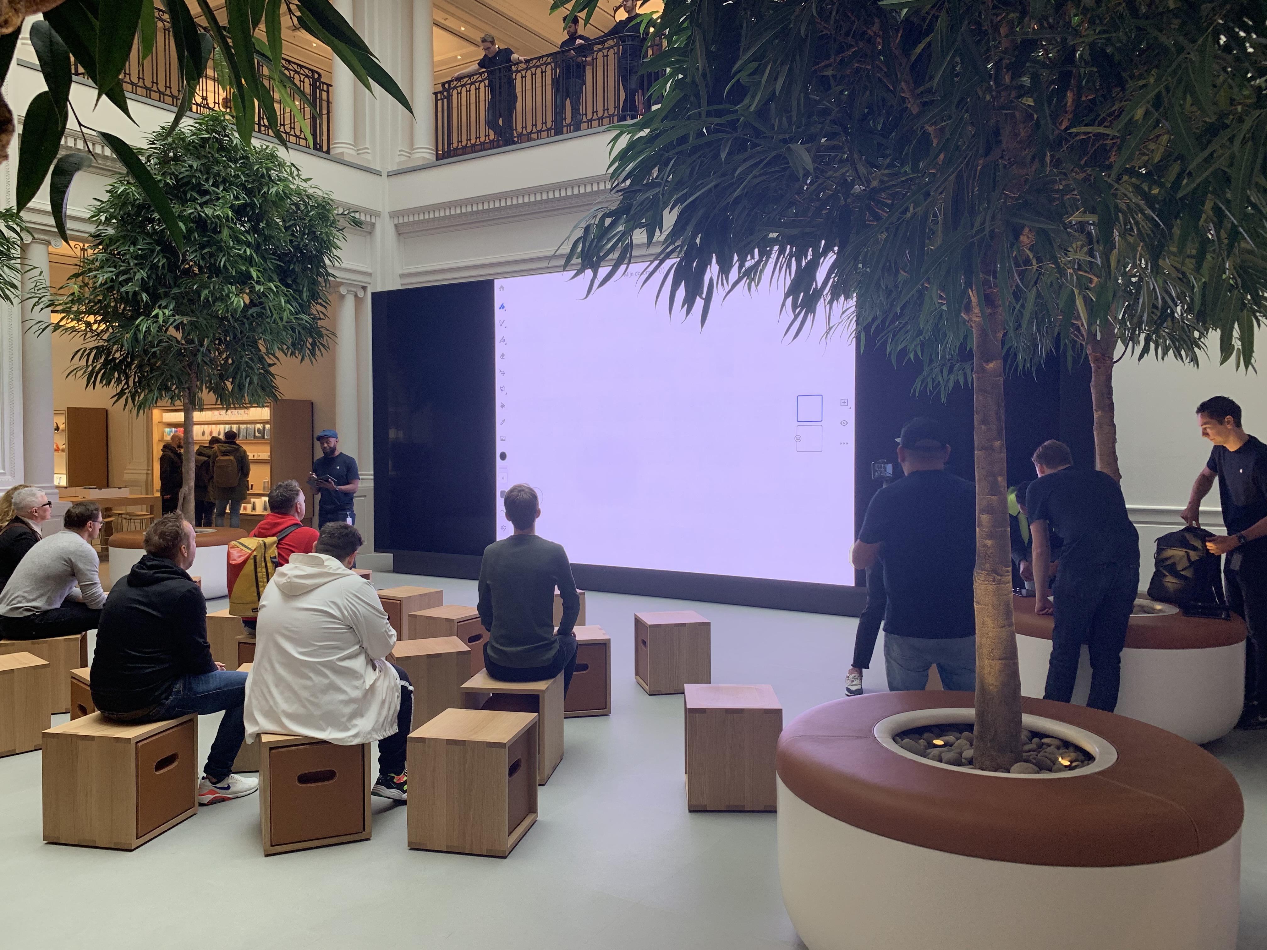 Apple Store Amsterdam heropening 2019 - 003