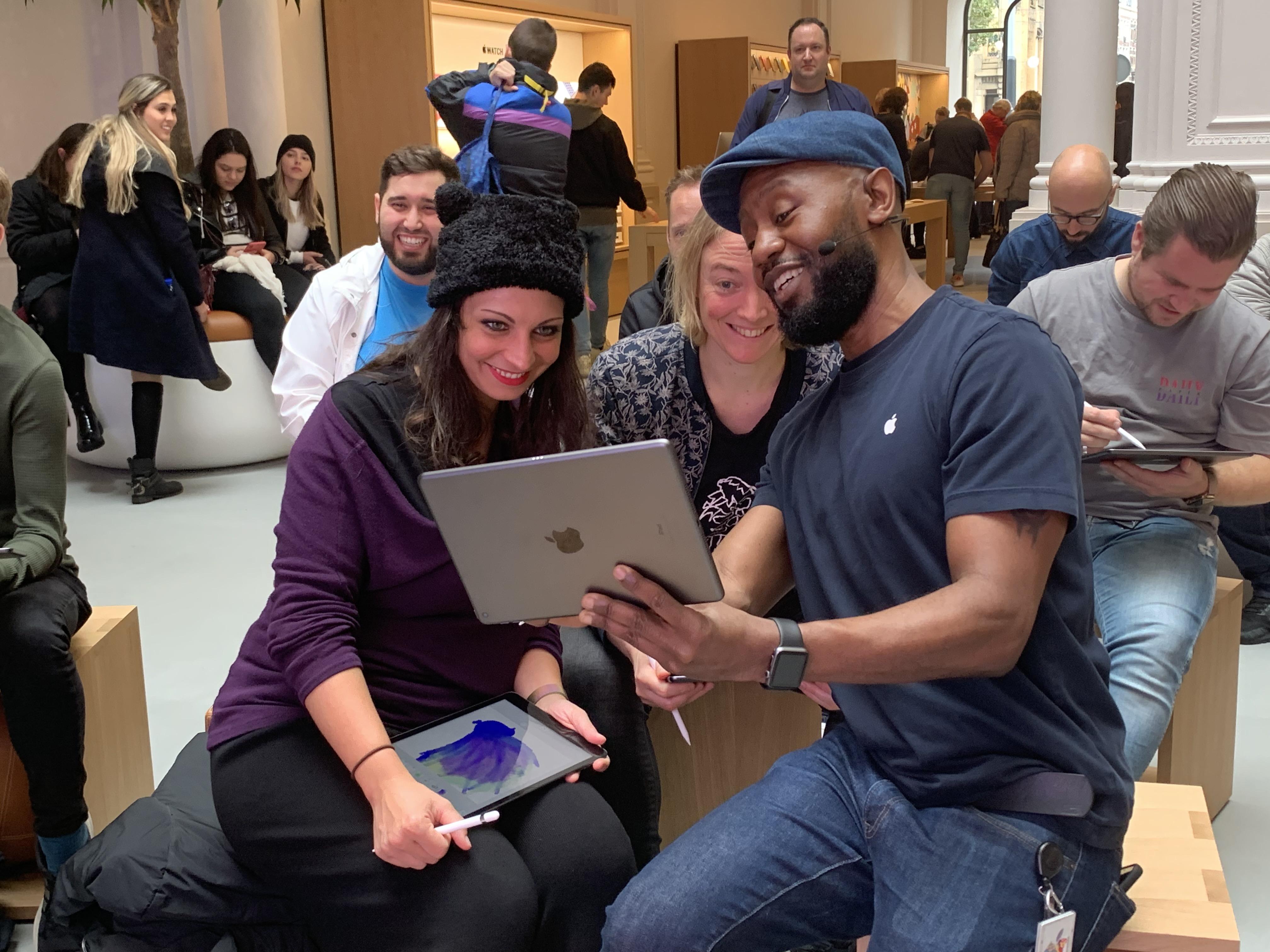 Apple Amsterdam heropening 2019 - 004