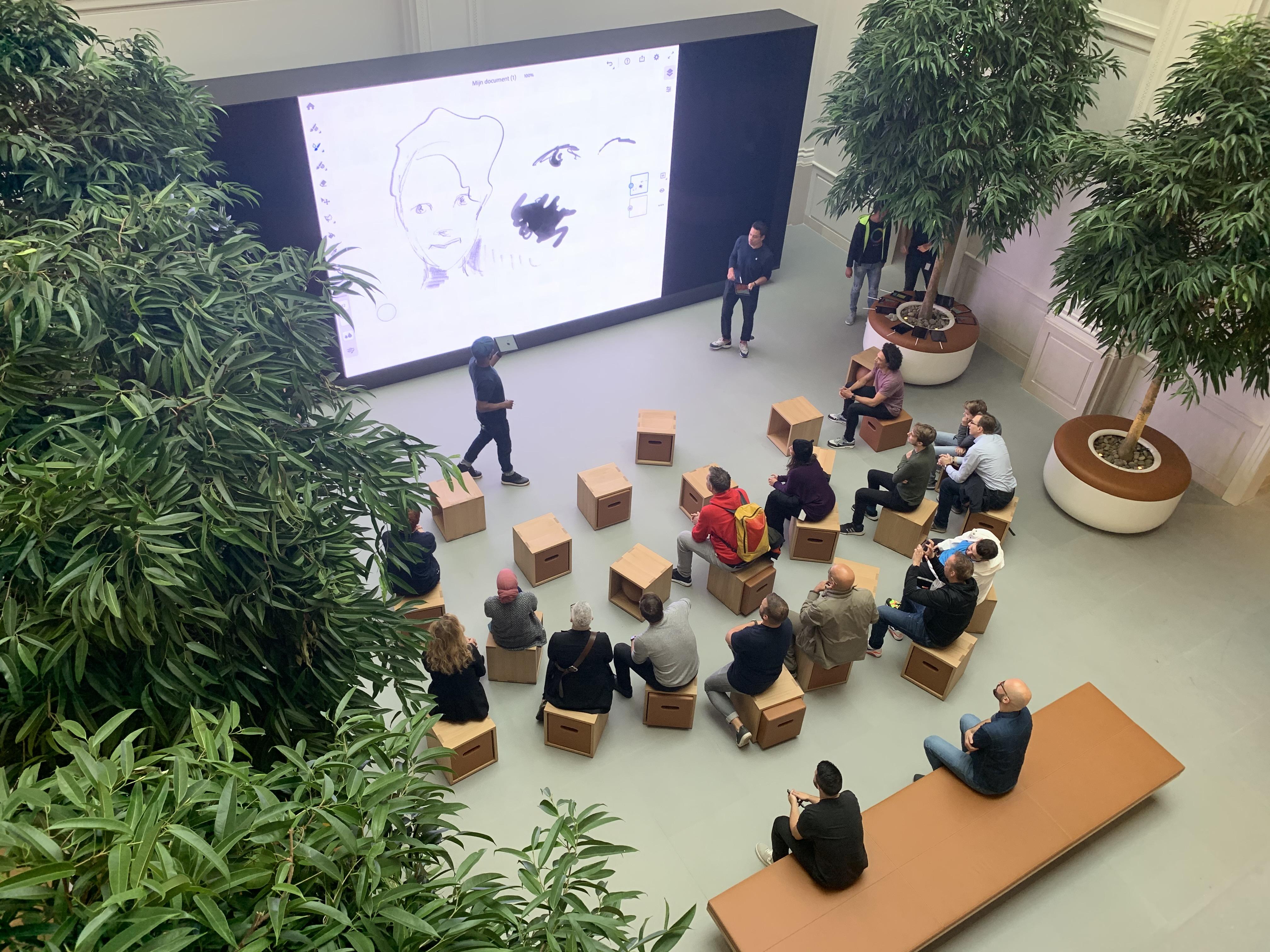 Apple Store Amsterdam heropening 2019 - 005