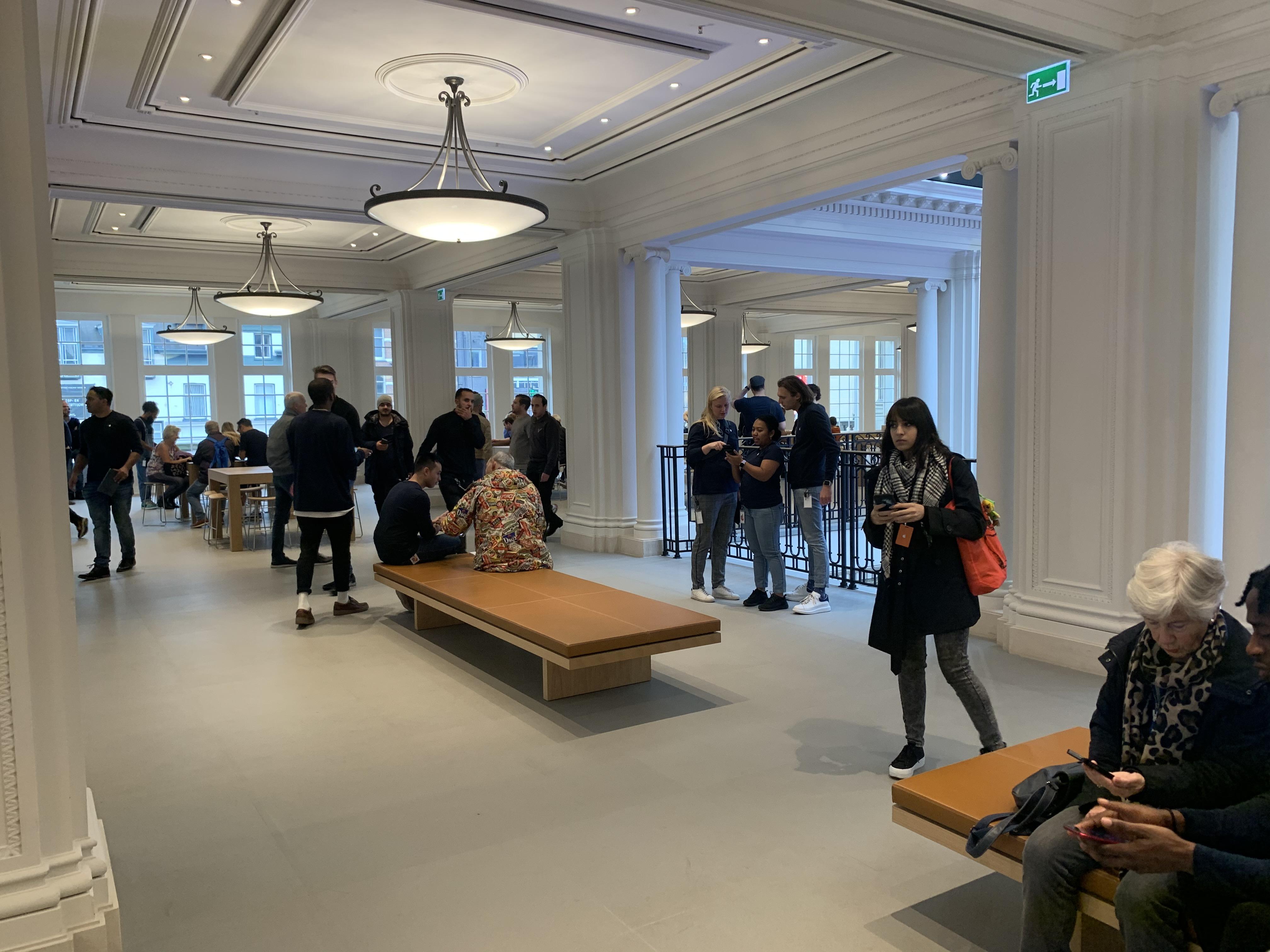 Apple Amsterdam heropening 2019 - 006