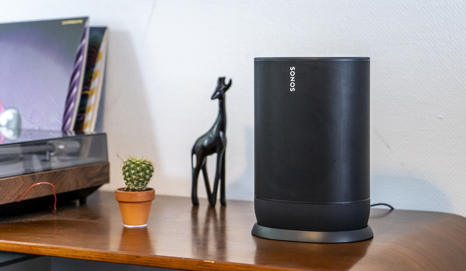 Sonos Move review design