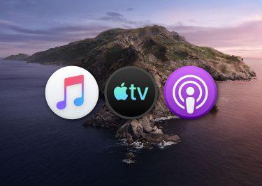 iTunes vervangers
