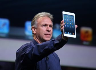 Phil Schiller Google Chromebook