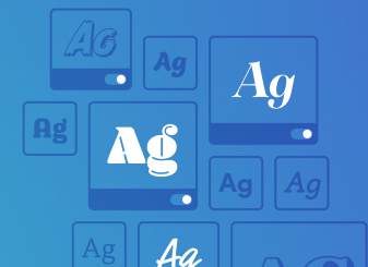 Adobe gratis fonts iOS 13 16x9
