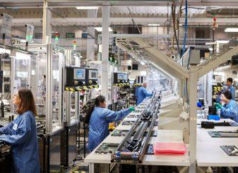 Apple Mac Pro 2019 fabriek in texas