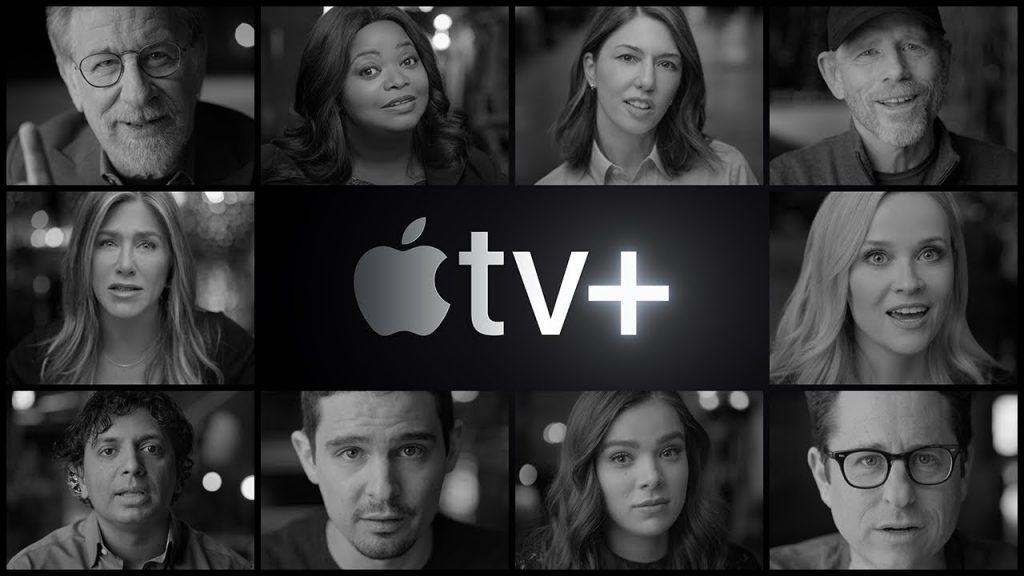 Apple TV+ creators 16x9