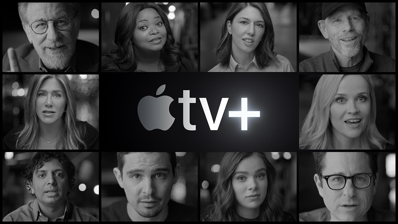Apple TV+ creators 16x9