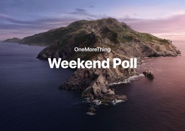 Catalina Weekend poll