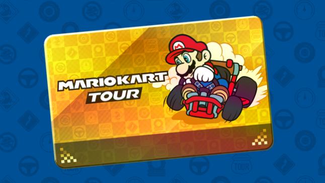 Mario Kart Tour Gold 16x9