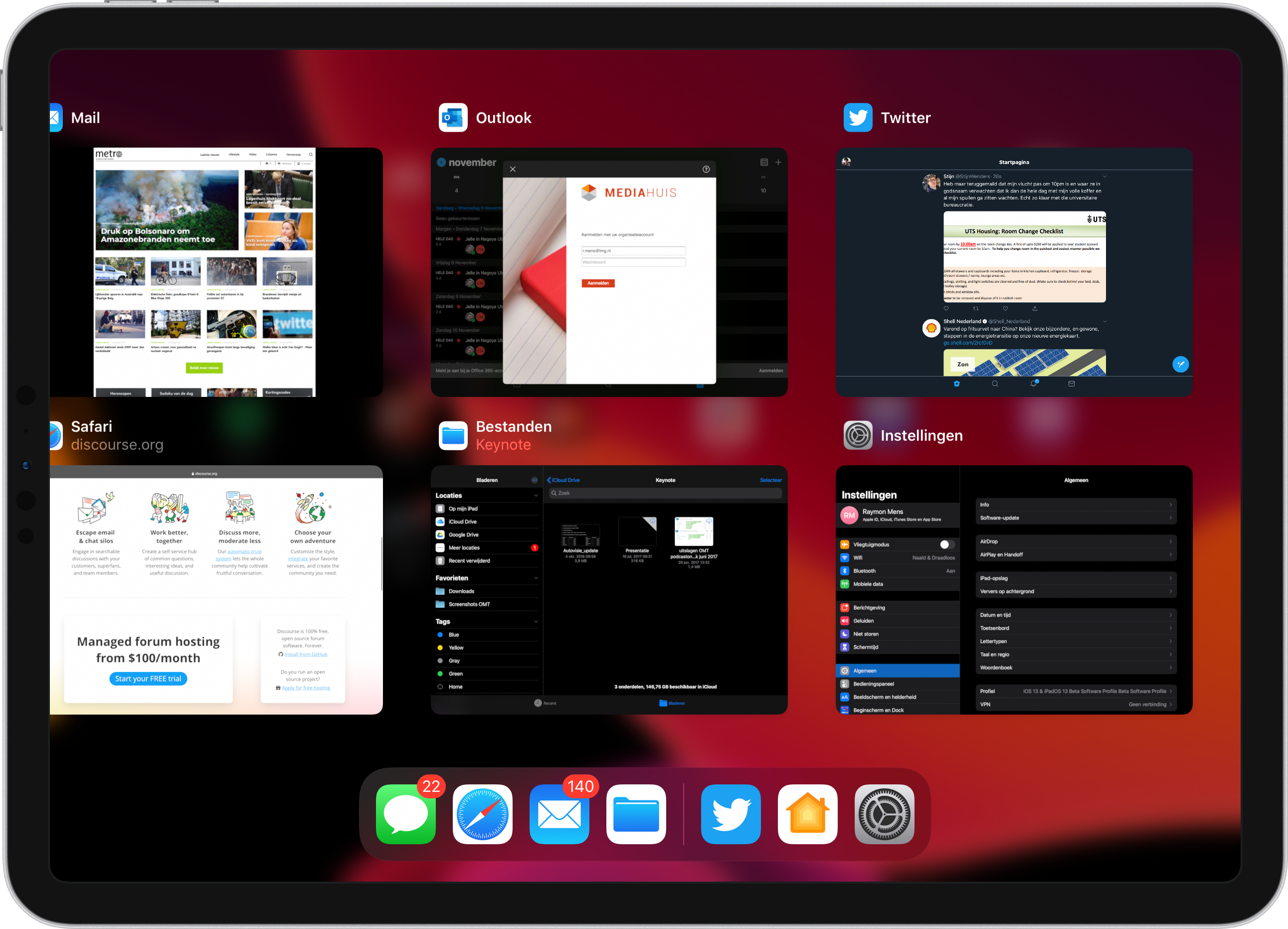 iOS 13.3 multitasking 001