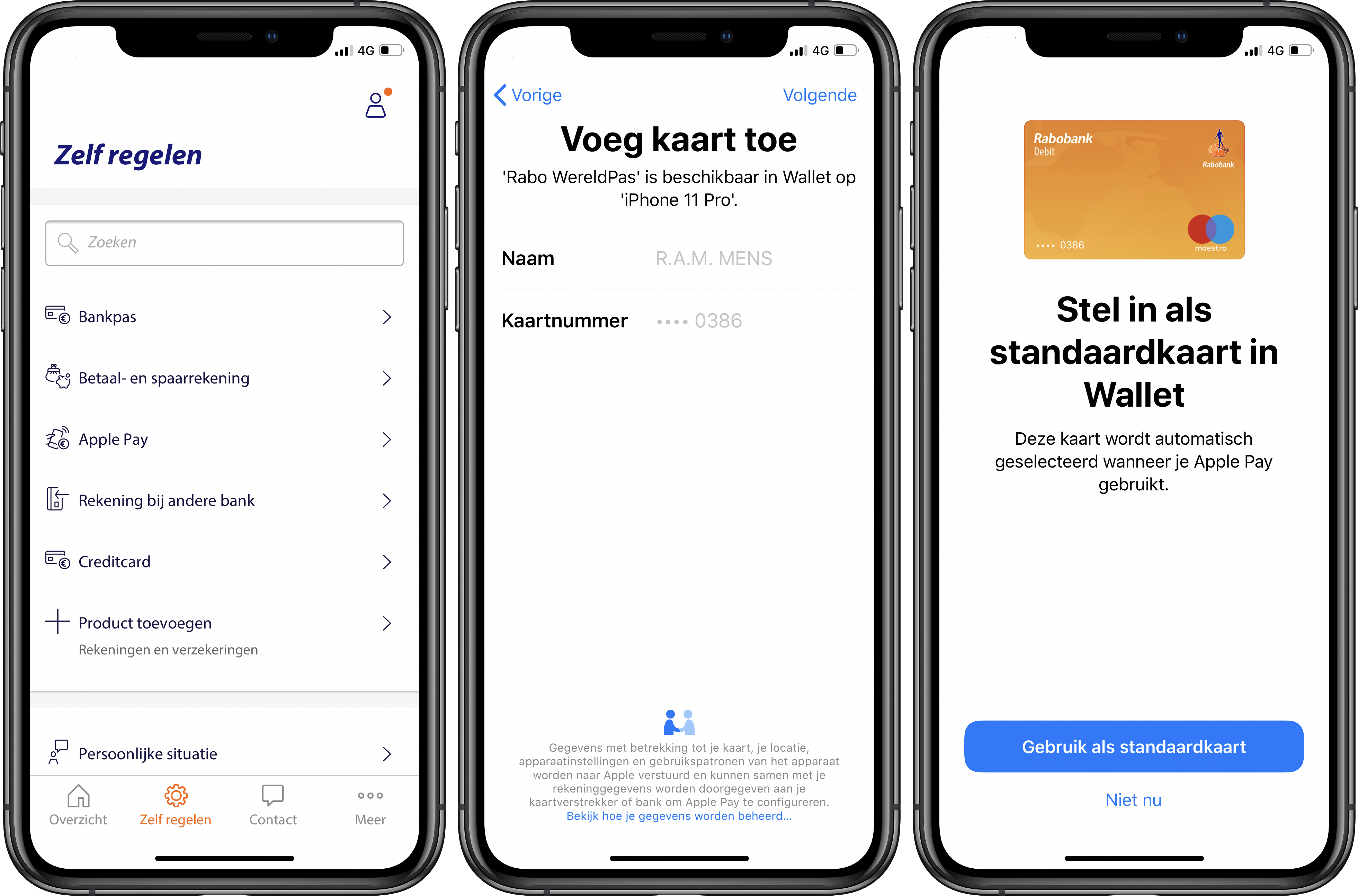 rabobank apple pay 001