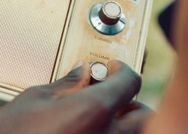 radio volume knop 16x0