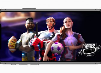 Apple Arcade Ultimate Rivals