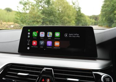 Apple CarPlay in BMW