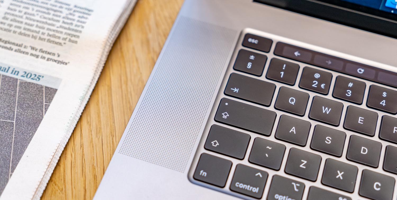 MacBook Pro 16-inch 12