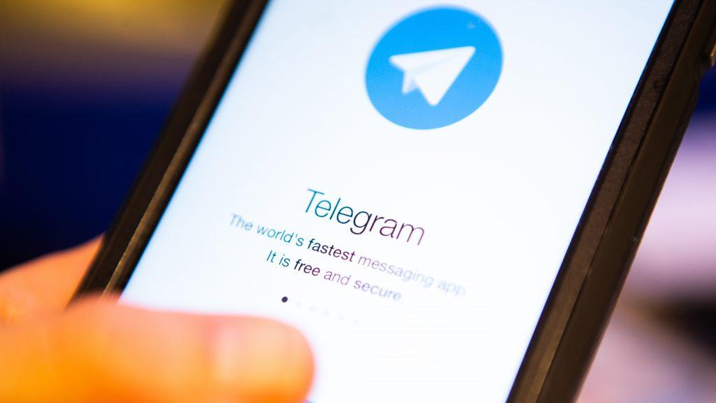 App Telegram