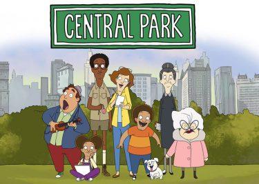 Apple TV+ Central Park