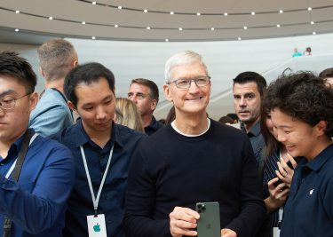 Kwartaalcijfers Q1 2020 Apple Tim Cook