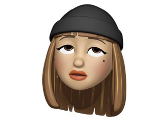 Apple Memoji iOS 13.4