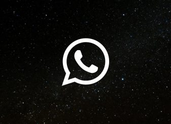 WhatsApp Dark Mode iPhone 16x9