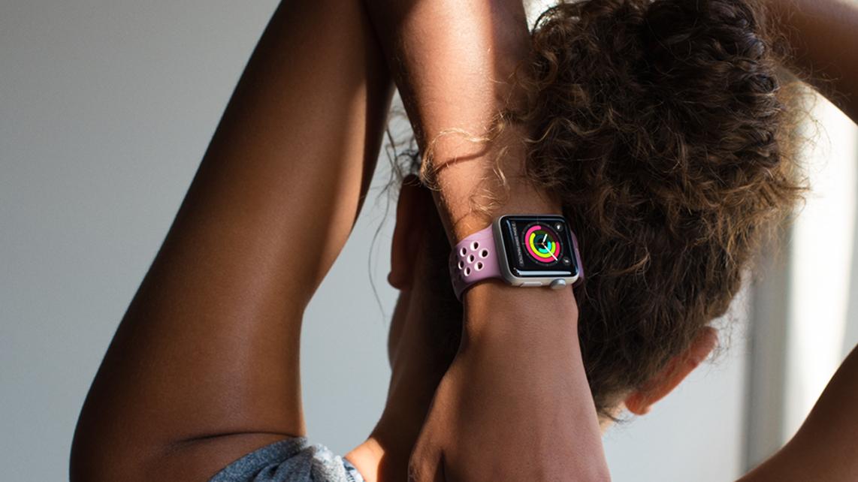 Apple Watch Fitness 16x9