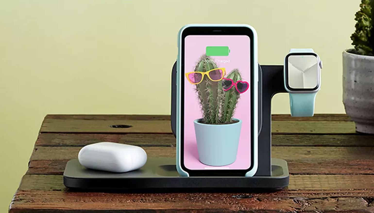 Logitech Powered 3-in-1 Airpower