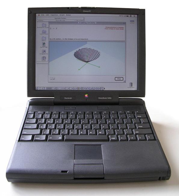 Apple PowerBook 3400C