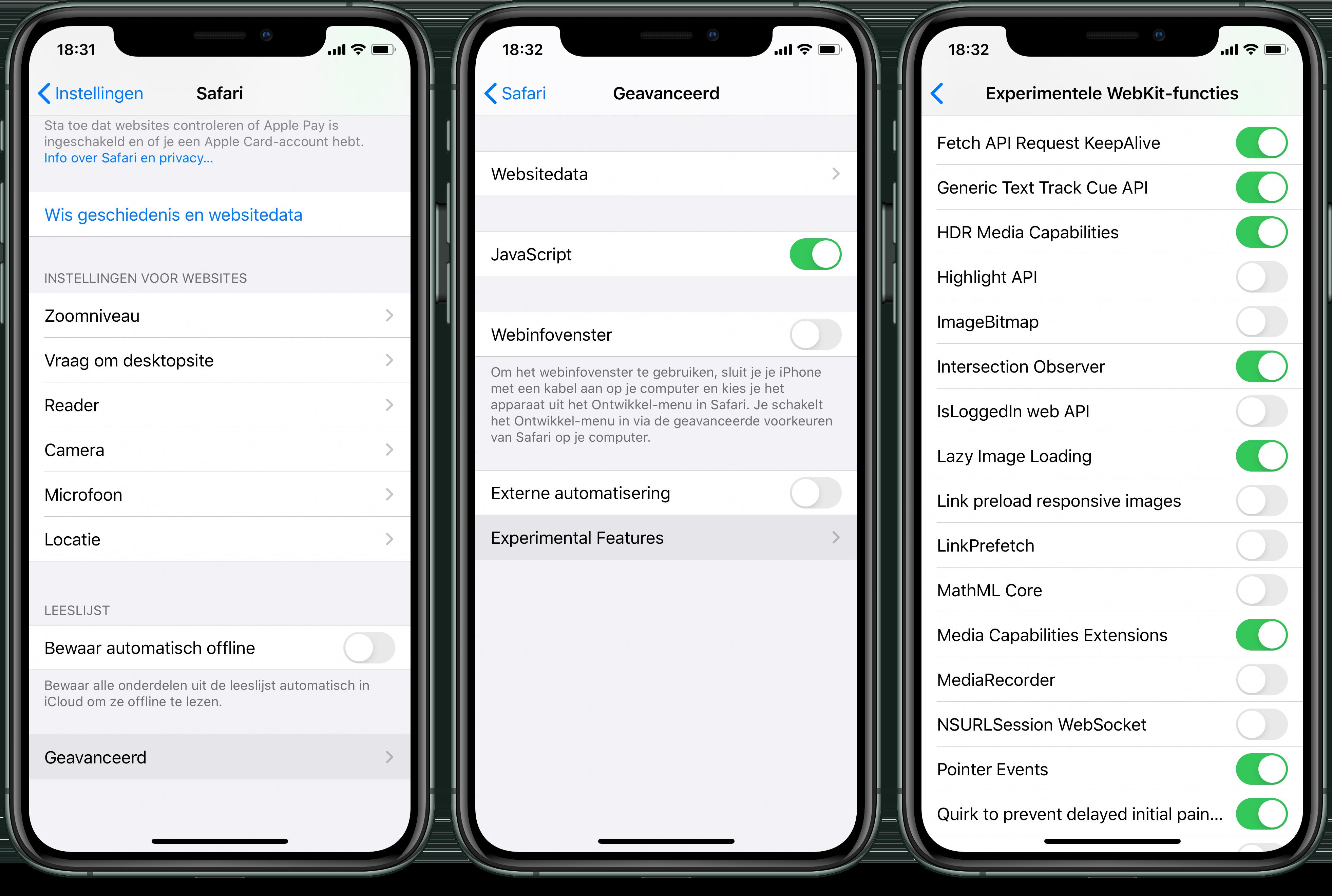 Safari iOS 13.4 lazy image loading 001