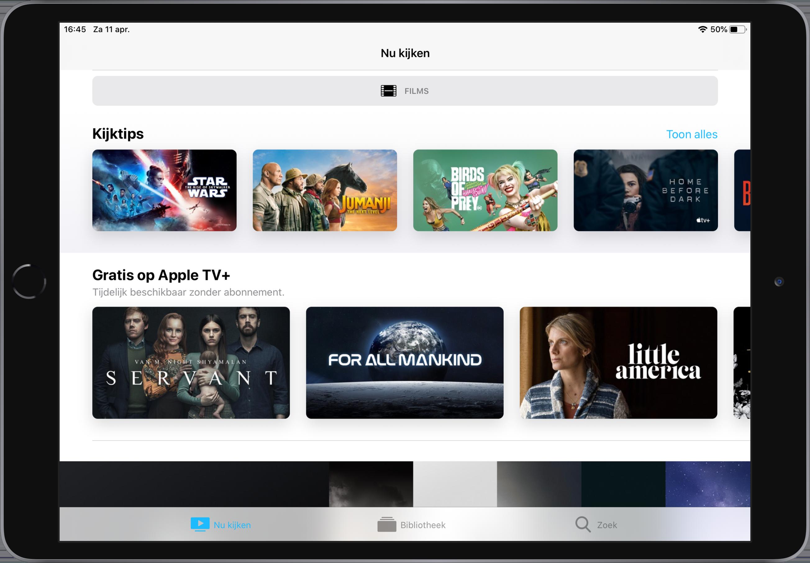 apple tv+ gratis films series 001