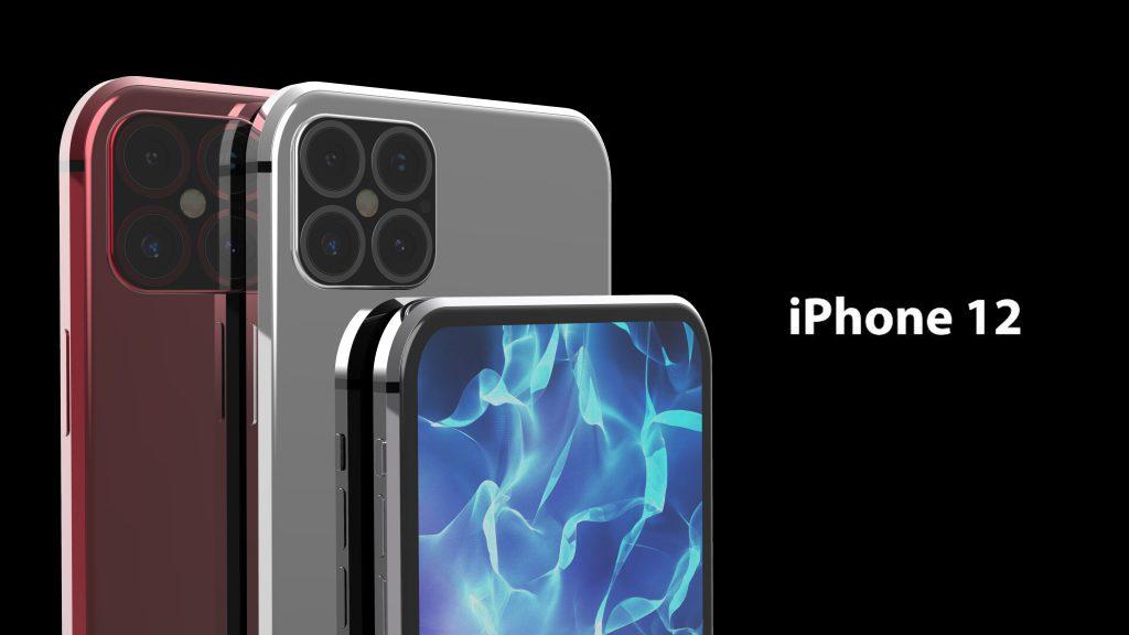 iPhone 12 Foxxcon