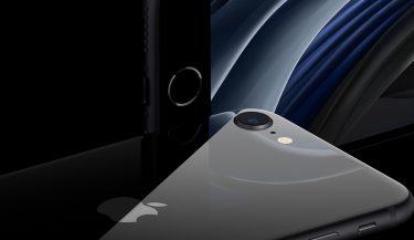 iPhone SE 2020 16x9