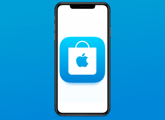 Apple Store app versie 5.8